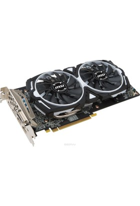 MSI AMD Radeon RX580 Armor 8G 8GB 256 Bit GDDR5 DX(12) Ekran Kartı