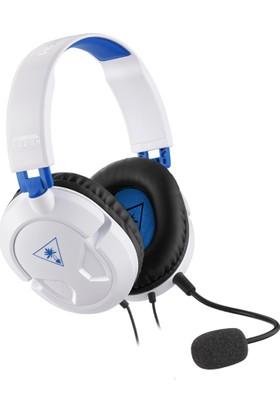 Turtle Beach Recon 50P PS4 Kulaküstü Kulaklık Beyaz