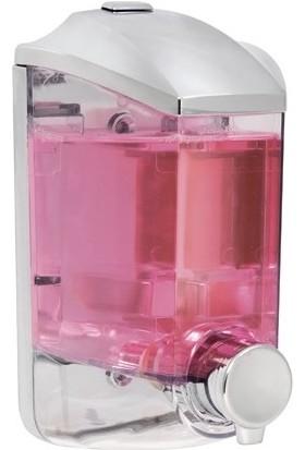 Titiz Damla Sıvı Sabun ve Şampuan Makinesi Krom 400ml