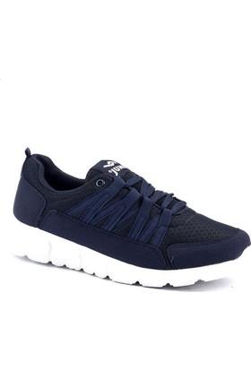 Jump 16021 Terletmez & Ortopedik Erkek Yürüyüş Spor Ayakkabı