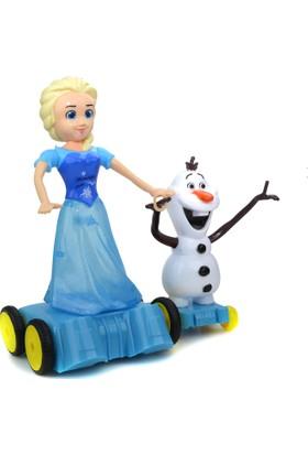 Power Hob Dans Eden Frozen Elsa Bebek