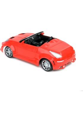 Power Hob Uzaktan Kumandalı Spor Araba 27 cm Kırmızı