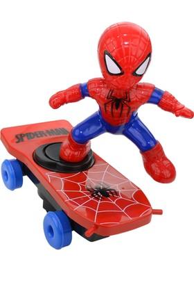 Power Hob Spider-Man Kaykay Örümcek Adam