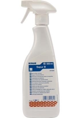 Ecolab Sapur B Halı Leke Çıkarıcı 500 Ml