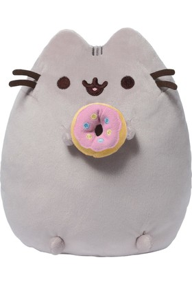 Gund Pusheen With Donut Peluş