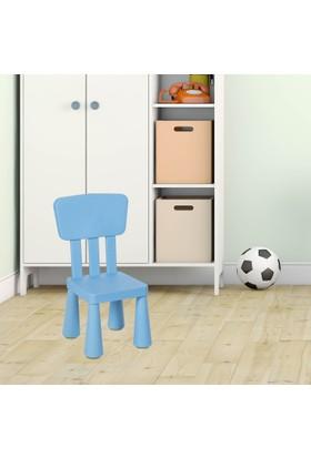 Modüler Mini Sandalye Mavi