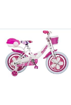 """Gomax Rosa 20"""" Çocuk Bisikleti Beyaz"""