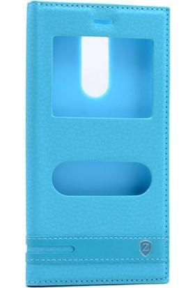 Gpack Casper Via M3 Kılıf Gizli Mıknatıslı Pencereli Elite Case +Kalem + Cam