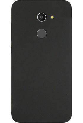 Gpack Alcatel A3 Kılıf Premier Silikon Kılıf + Cam