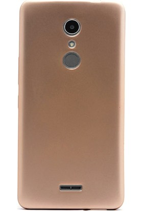 Gpack Alcatel A3 XL Kılıf Premier Silikon Kapak + Cam
