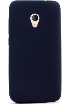 Gpack Alcatel U5 Kılıf Premier Silikon Kılıf + Cam