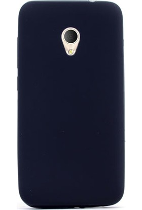 Gpack Alcatel U5 Kılıf Premier Silikon Kılıf + Cam + Kalem