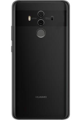Gpack Huawei Mate 10 Kılıf 02 mm İnce Silikon Kılıf + Cam + Kalem