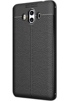 Gpack Huawei Mate 10 Pro Kılıf Niss Tarz Silikon Arka Kapak
