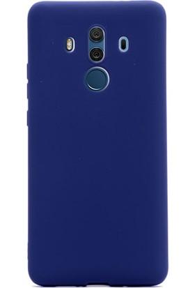 Gpack Huawei Mate 10 Pro Kılıf Premier Silikon Kılıf + Cam + Kalem