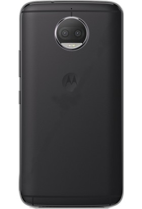 Gpack Motorola Moto G5S Plus Kılıf 02 mm İnce Silikon Kılıf