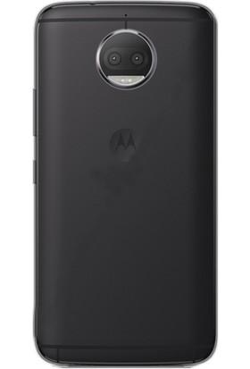 Gpack Motorola Moto G5S Plus Kılıf 02 mm İnce Silikon Kılıf + Cam + Kalem