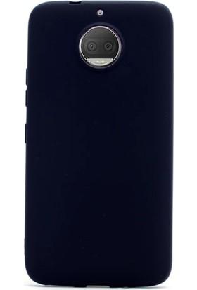 Gpack Motorola Moto G5S Plus Kılıf Premier Silikon Kılıf + Cam + Kalem