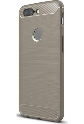 Gpack One Plus 5 Kılıf Room Silikon Kılıf + Cam + Kalem