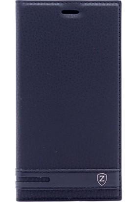 Gpack Xiaomi Redmi Note 4 Kılıf Gizli Mıknatıslı Elite Kılıf + Cam + Kalem