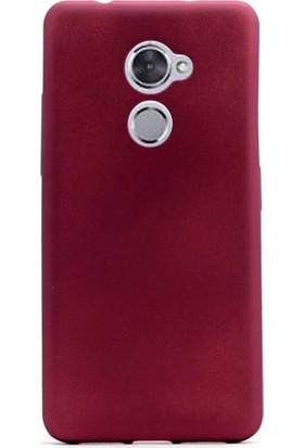 Gpack Vodafone V8 Kılıf Premier Silikon Kılıf + Cam + Kalem