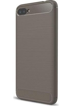 Gpack Asus Zenfone 4 Max ZC554 Kılıf Room Silikon Kılıf + Cam + Kalem