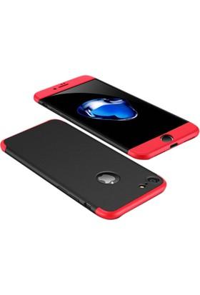Gpack Apple iPhone 8 Kılıf 360 Derece 3 Parçalı Ays Kılıf