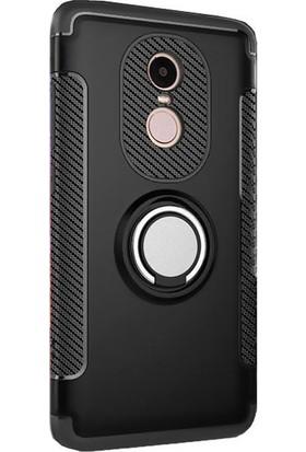 Gpack Xiaomi Mi 4X Kılıf Yüzüklü Darbe Emici Verus