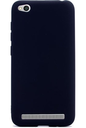 Gpack Xiaomi Mi 5A Kılıf Premier Silikon Kılıf + Cam