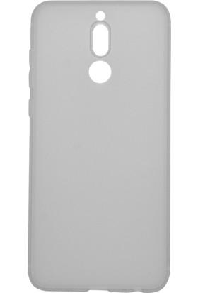 Gpack Huawei Mate 10 Lite Kılıf Kamera Korumalı İmax Silikon Kılıf + Cam
