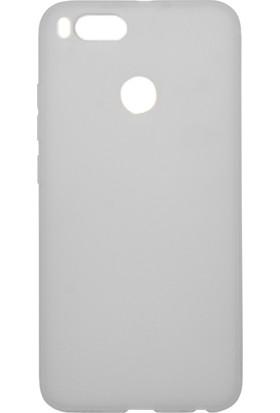 Gpack Xiaomi Mi 5X Kılıf Kamera Korumalı İmax Silikon Kılıf