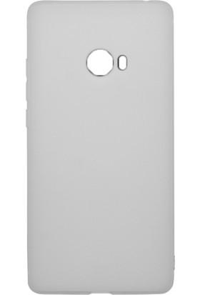 Gpack Xiaomi Mi Max 2 Kılıf Kamera Korumalı İmax Silikon Kılıf + Cam + Kalem