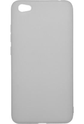 Gpack Xiaomi Mi Note 5A Kılıf Kamera Korumalı İmax Silikon Kılıf + Cam + Kalem