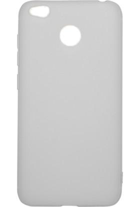 Gpack Xiaomi Mi 4X Kılıf Kamera Korumalı İmax Silikon Kılıf + Cam