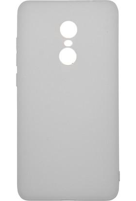 Gpack Xiaomi Mi Note 4 Kılıf Kamera Korumalı İmax Silikon Kılıf