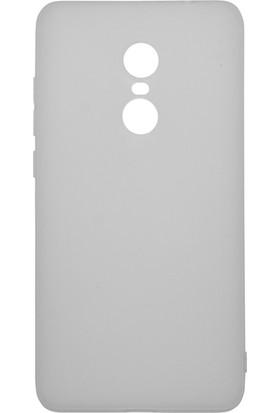Gpack Xiaomi Mi Note 4 Kılıf Kamera Korumalı İmax Silikon Kılıf + Cam