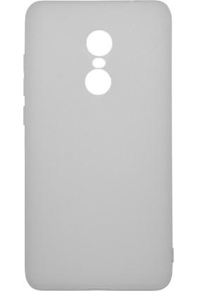 Gpack Xiaomi Mi Note 4 Kılıf Kamera Korumalı İmax Silikon Kılıf + Cam + Kalem