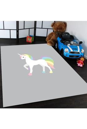 Bebişim Unicorn Çocuk Odası Halısı
