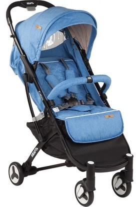 Kraft Cabin Bebek Arabası Mavi