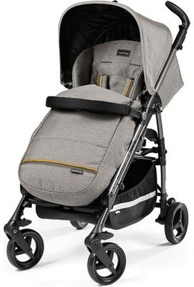 Peg Perego Si Bebek Arabası Luxe Grey