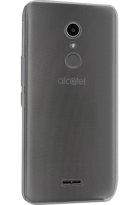 Microsonic Alcatel A3 XL Kılıf Transparent Soft