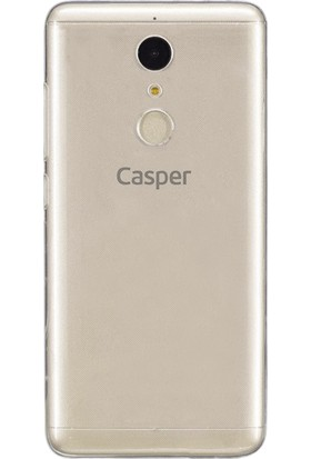 Microsonic Casper Via G1 Plus Kılıf Transparent Soft