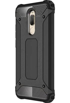 Microsonic Huawei Mate 10 Lite Kılıf Rugged Armor