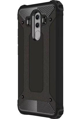 Microsonic Huawei Mate 10 Pro Kılıf Rugged Armor