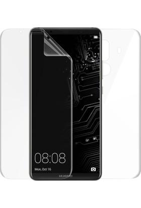 Microsonic Huawei Mate 10 Pro Ön + Arka Kavisler Dahil Tam Ekran Kaplayıcı Film