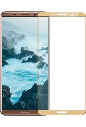 Microsonic Huawei Mate 10 Pro Tam Kaplayan Temperli Cam Ekran koruyucu Film