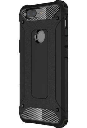 Microsonic OnePlus 5T Kılıf Rugged Armor