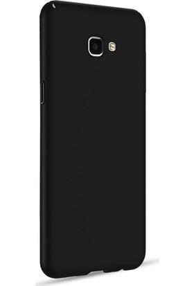 Microsonic Samsung Galaxy A5 2017 Kılıf Slim Fit Rubber + Nano Cam