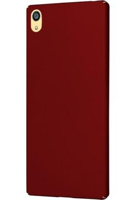 Microsonic Sony Xperia Z5 Premium Klıf Slim Fit Rubber + Nano Cam