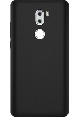 Microsonic Xiaomi Mi 5S Plus Kılıf Slim Fit Rubber + Nano Cam